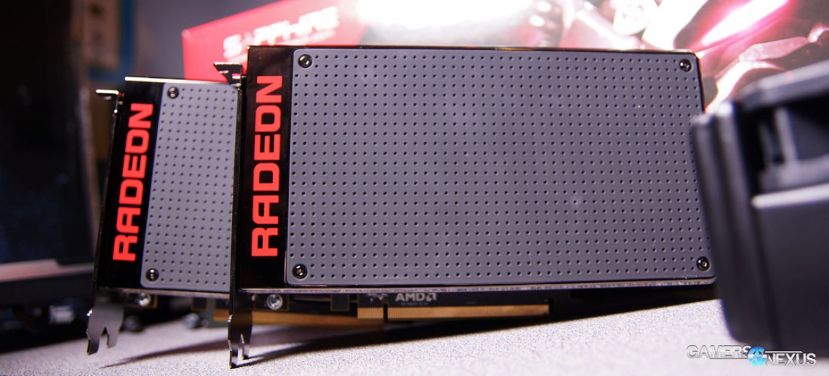 AMD Radeon R9 Fury X Review, Benchmark, & Architecture Drill-Down vs. GTX 980 Ti
