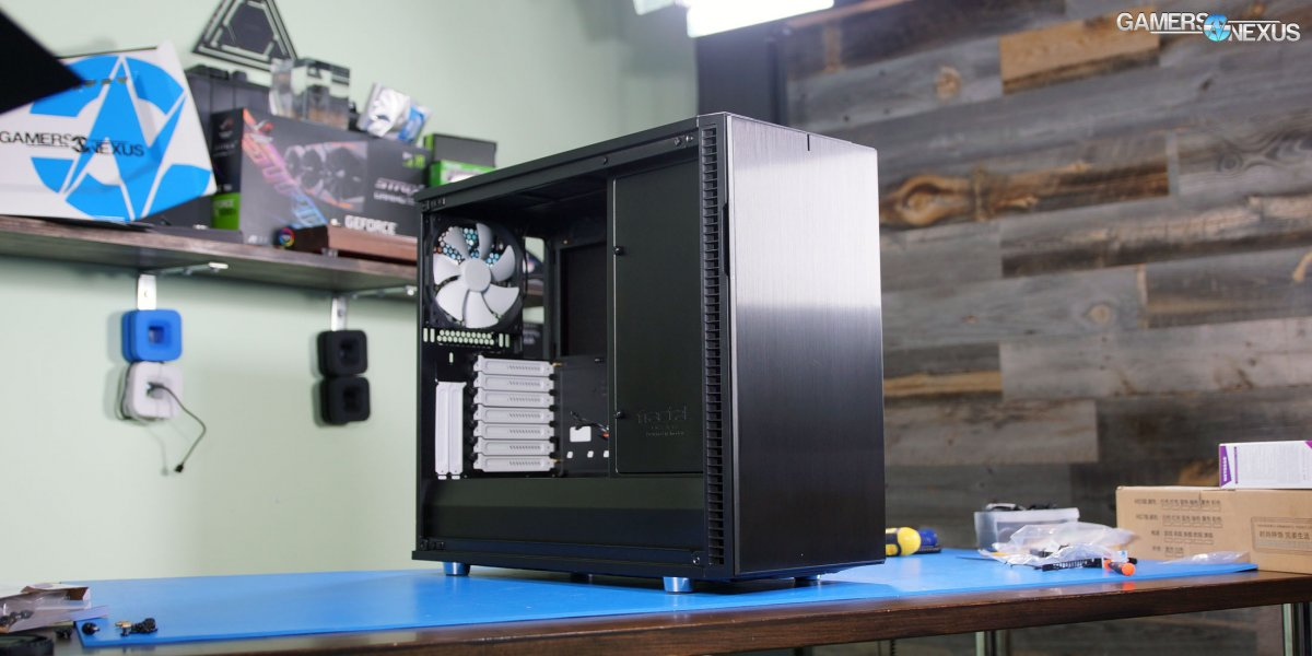 Fractal Define R6 Case Review: A Stout, Quality Build