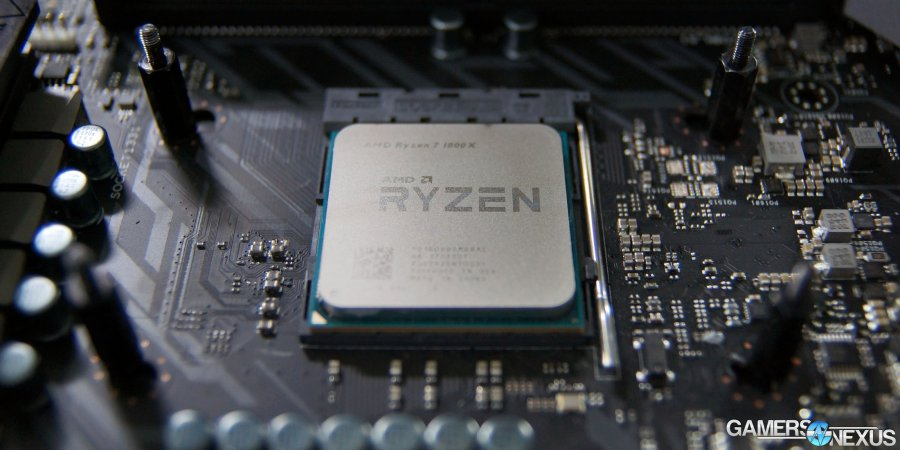 Just Research: Ryzen Clock Behavior in Perf v. Balanced & EFI FPS Impact