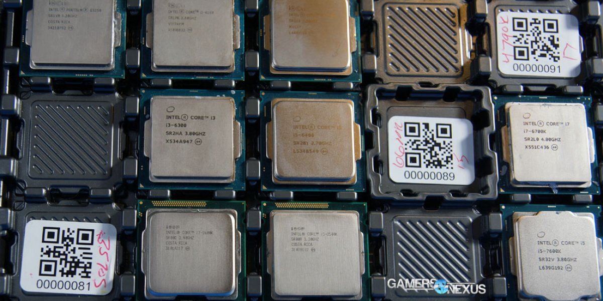 Intel i5-2500K Benchmark in 2017: Finally Showing Its Age