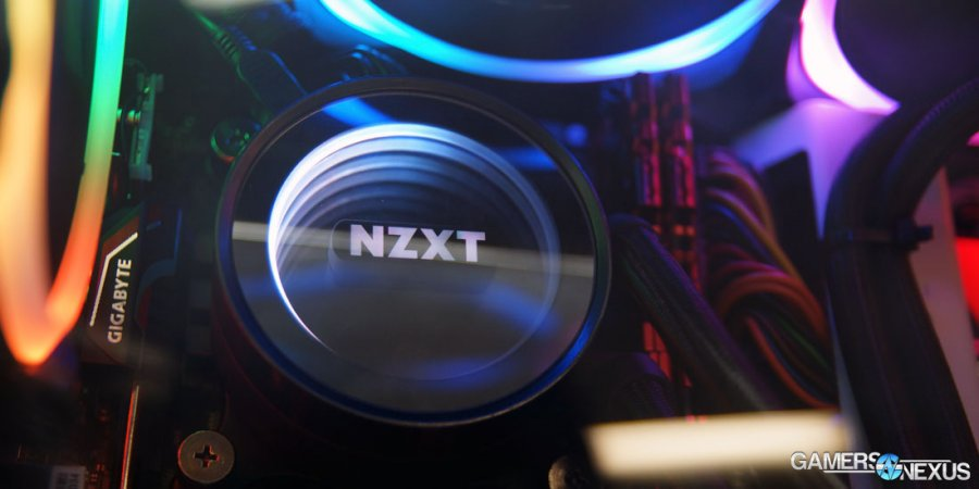 NZXT Kraken X42, X52, X62 Build Quality Analysis & Tear-Down