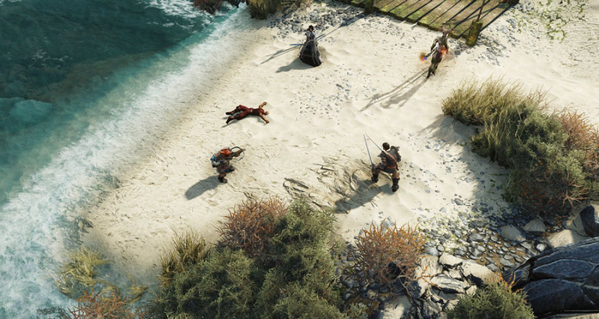 Divinity: Original Sin II Gets Game Master Mode for Dungeon Creation