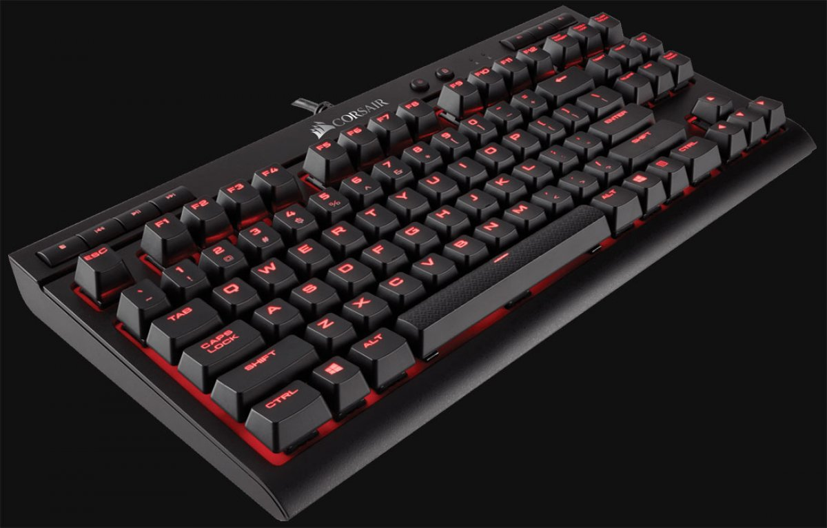 Corsair K63 Compact Mechanical Keyboard Tkl Now Shipping Gamersnexus Gaming Pc Builds Hardware Benchmarks