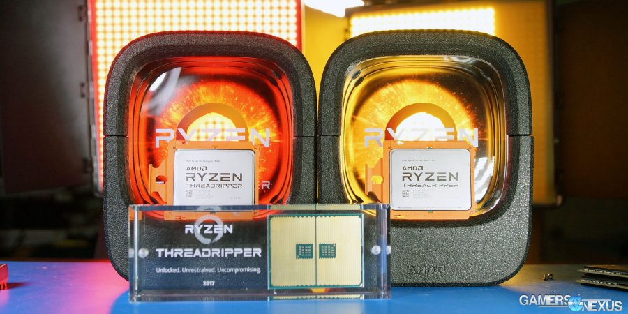 Threadripper 2 Specs, Price, Topology, Die Arrangement, & More