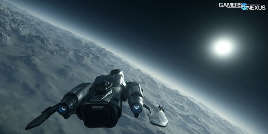 Star Citizen 3.0 at Gamescom: Procedural Planets & 4K Screenshots