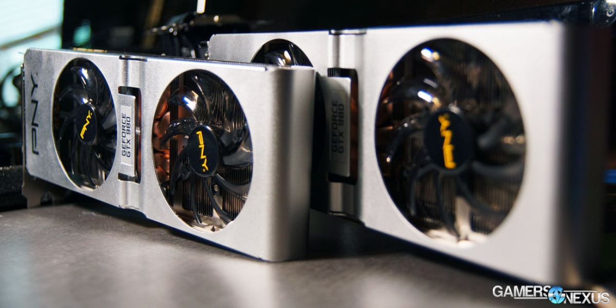 PNY GTX 980 XLR8 Pro Review & Benchmark - Revisiting the GM204