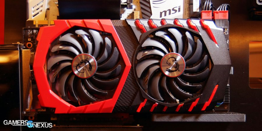 Exclusive: New MSI 1080 Uses Custom VBIOS, PCB, & 10-Phase VRM