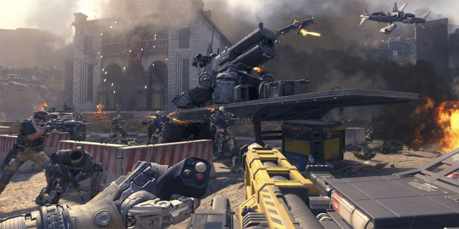 Call of Duty: Black Ops III Mouse Smoothing & Acceleration Fix