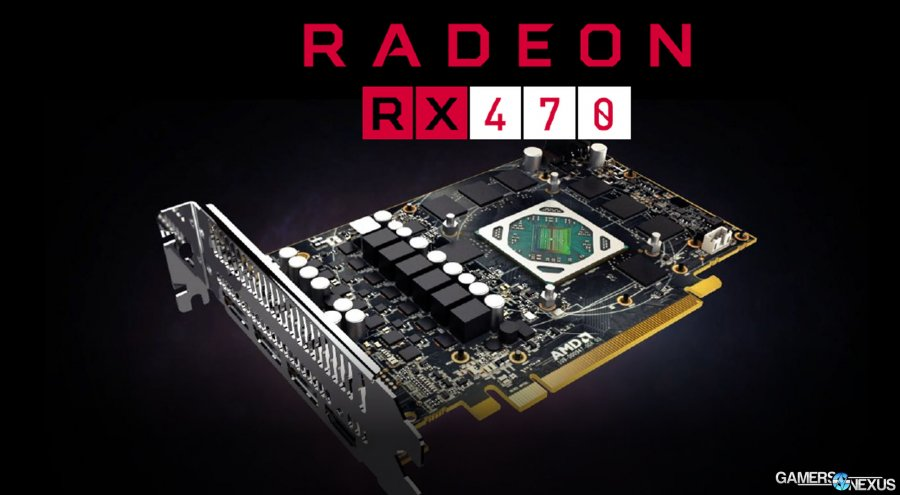 AMD RX 470 & RX 460 Full Specs, New Release Date