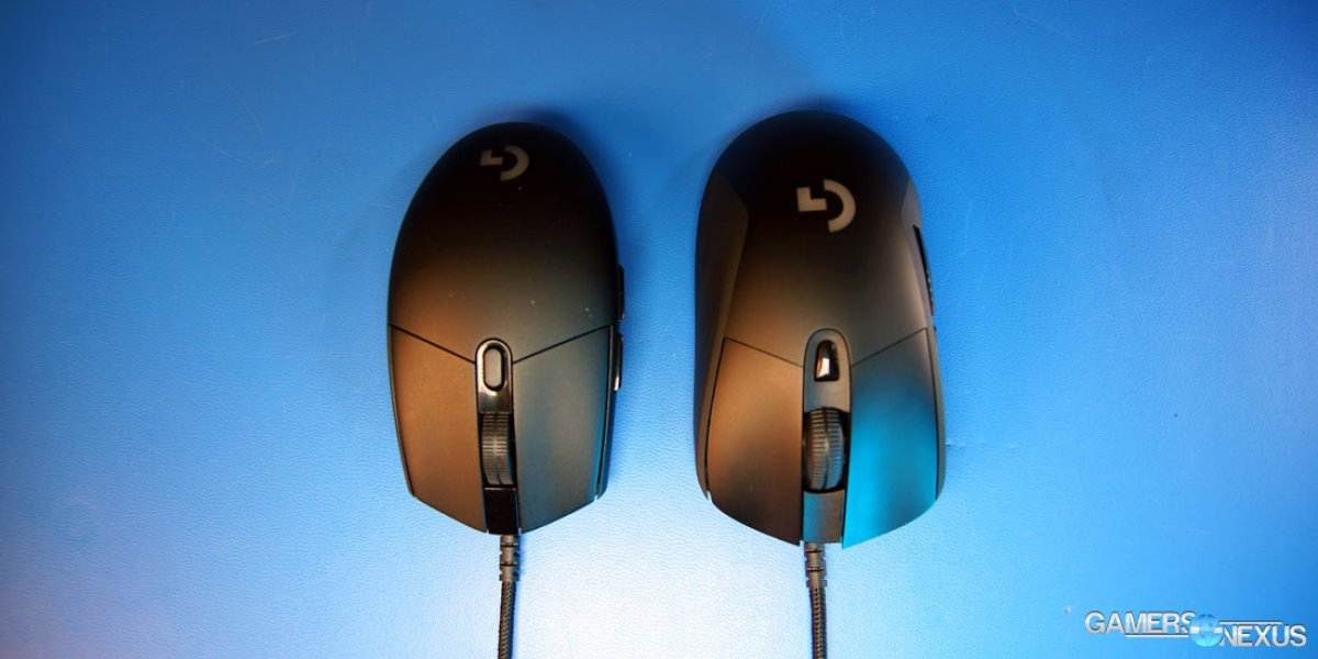 4e0575f2e35 Logitech G403 & G Pro Review - A Pair of $70 Gaming Mice