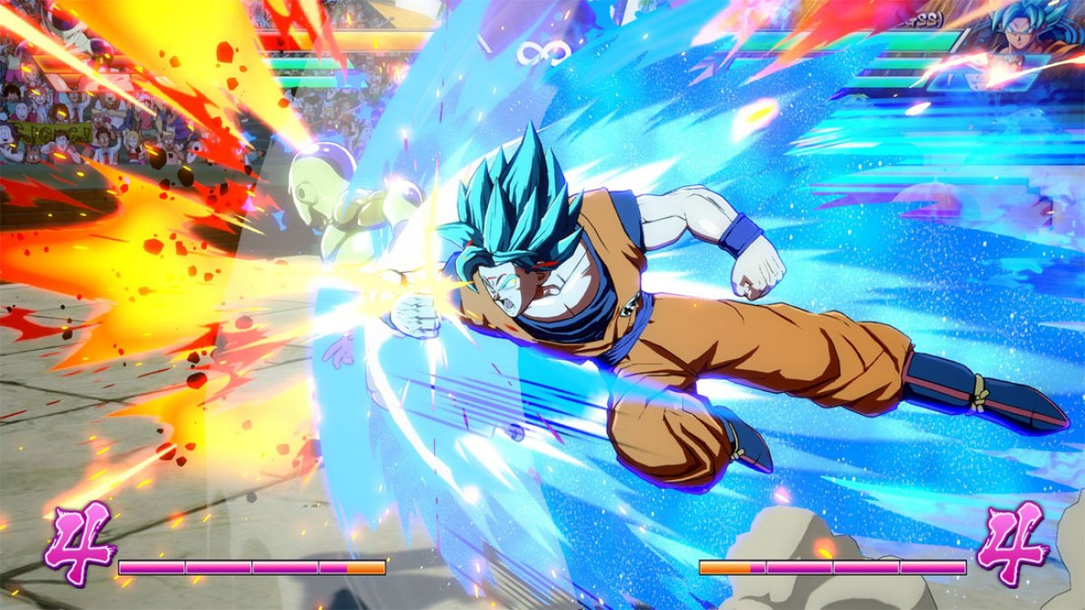 Dragon Ball FighterZ Xbox One X FPS Benchmarks
