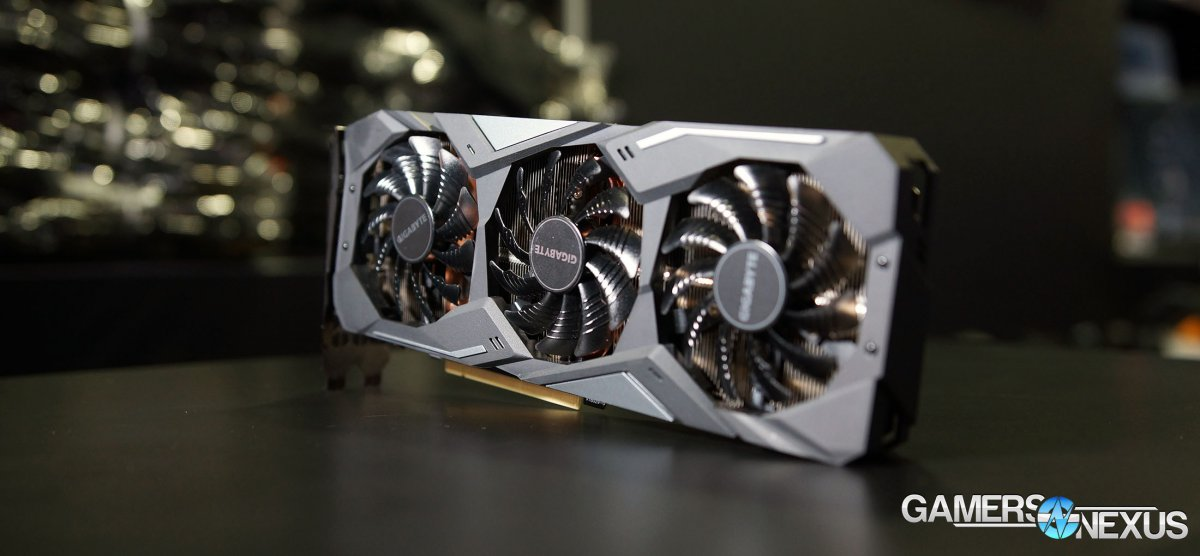 Hands-On with Gigabyte RTX 2080 & 2080 Ti Gaming OC Cards