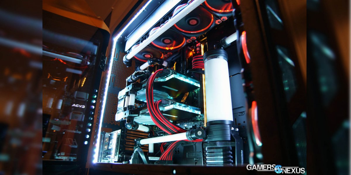 Best Gaming Pc Cases Of 2017 Ces Round Up Gamersnexus