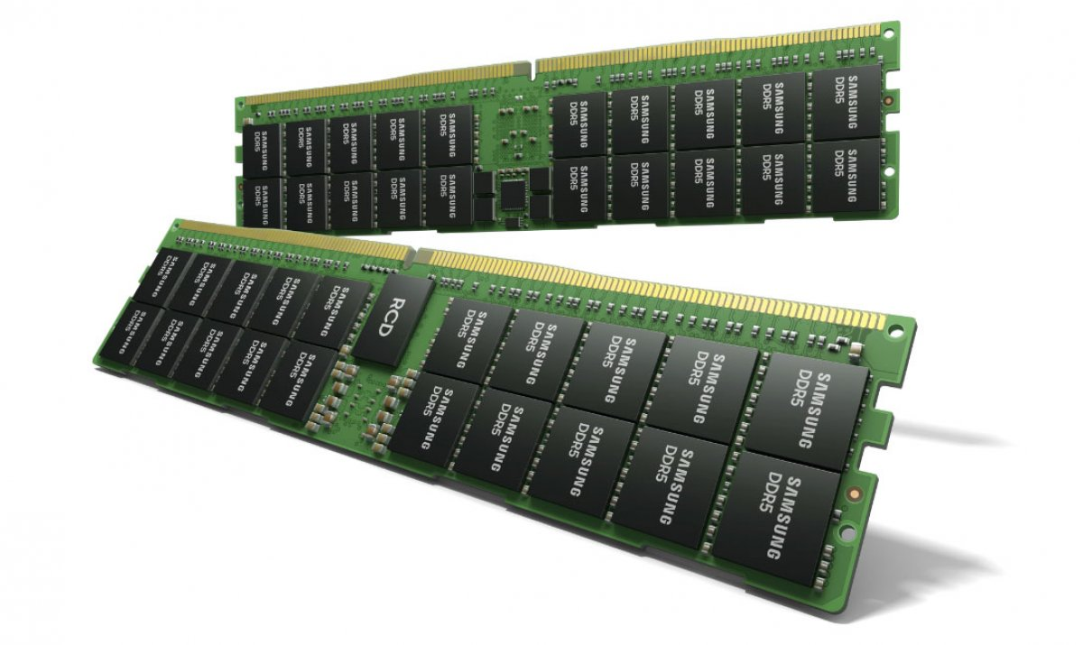 "HW News - DDR5 512GB Sticks, Secret NVIDIA ""3080 Ti,"" RAM Pricing Rise, Intel Name Change"