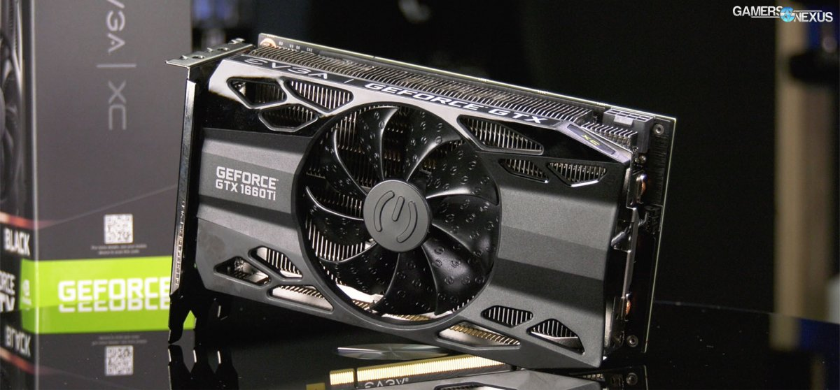 EVGA GTX 1660 Ti XC Review vs  RX 590, Vega 56, GTX 980 Ti, & More