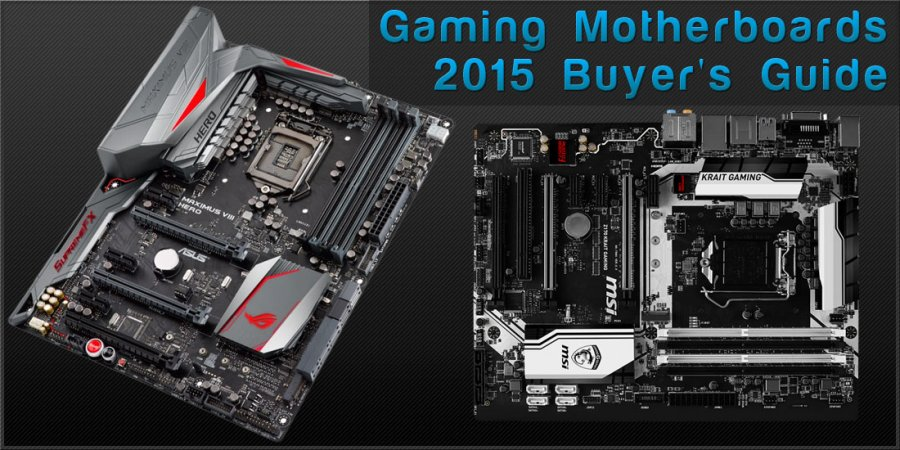 Best Intel Motherboards for Gaming 2015 - Black Friday Edition