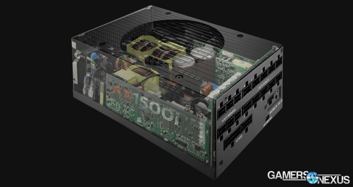 The Best Power Supplies for Gaming PCs 2015: 500W to 1600W PSUs ...