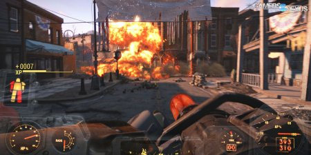 Fallout 4 Review - Strong Mechanics with Bethesda's Signature, Buggy Touch