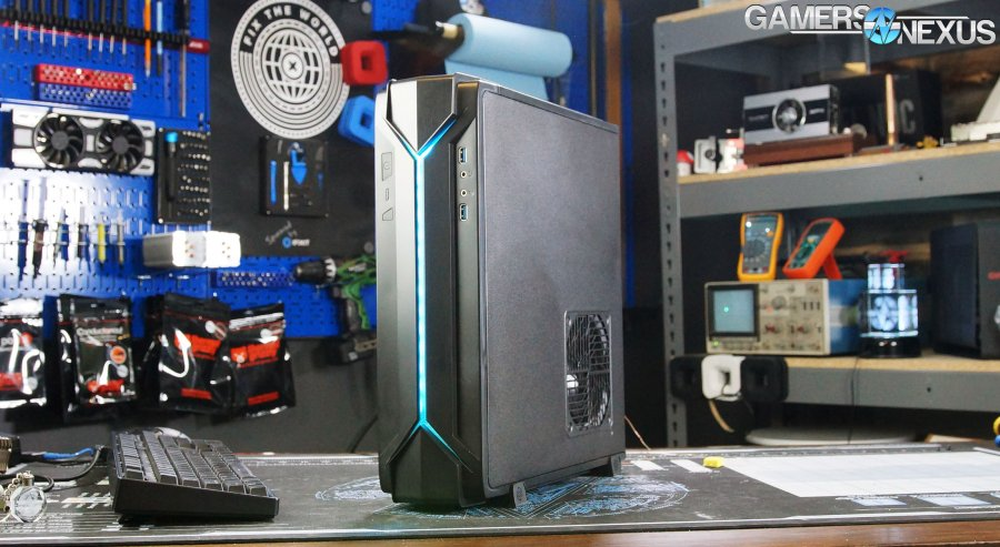 A Proper MITX Case: SilverStone RVZ03 Mini-ITX Review