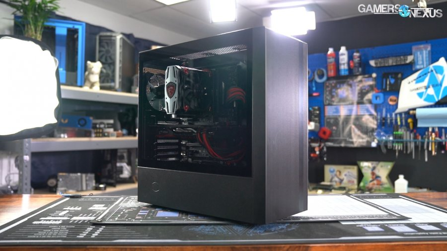 Cooler Master NR600 Case Review: Extremely Competitive