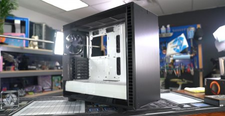 Fractal Define 7 Case Review: High Build Quality & Thermal Challenges