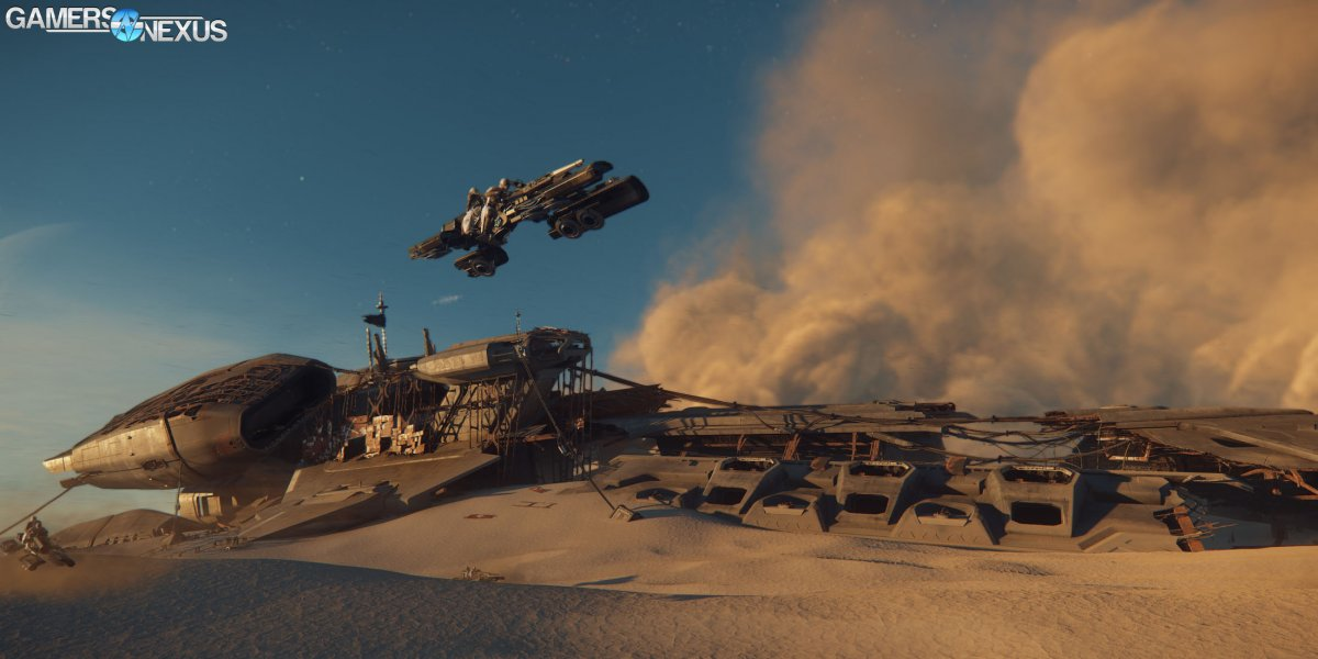 Sean Tracy on CitizenCon Tech Demo: Parallax Occlusion Mapping & Physics
