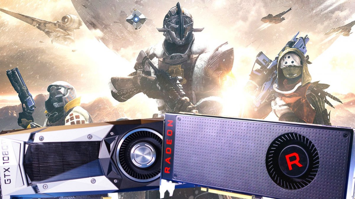 Destiny 2 GPU Benchmark: Massive Uplift Since Beta