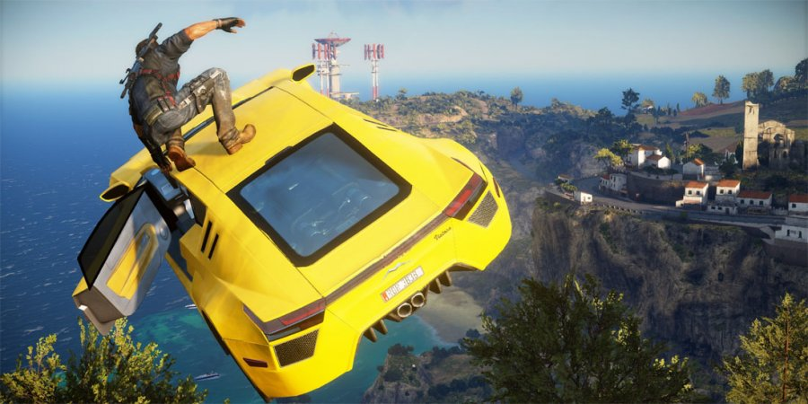 Just Cause 3 Multiplayer Mod & Gameplay on the Way