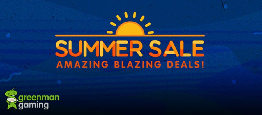 Green Man Gaming Summer Sale Features 1500 Games up to 80% Off