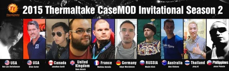 Thermaltake CaseMOD Invitational Season 2 Begins
