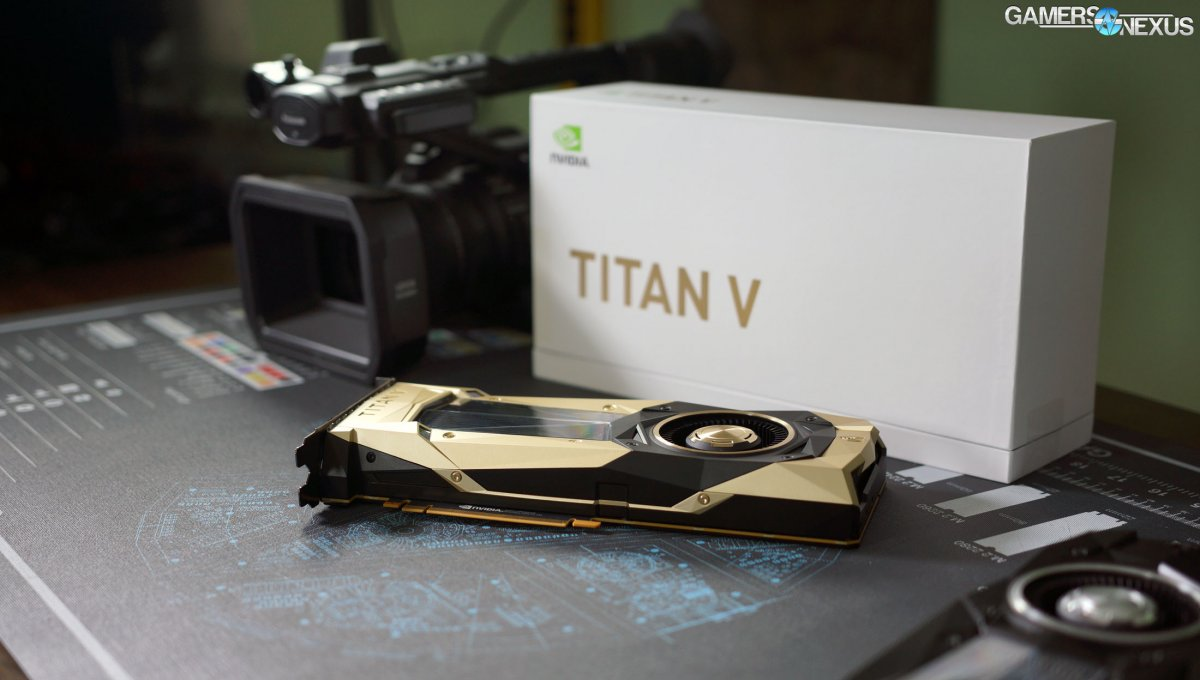 Titan V Gaming Benchmarks: Accelerating Async Performance in Dx12 & Vulkan