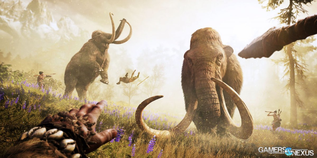 "Far Cry ""Primal"" and the Trending Surge in Prehistoric Game Settings"