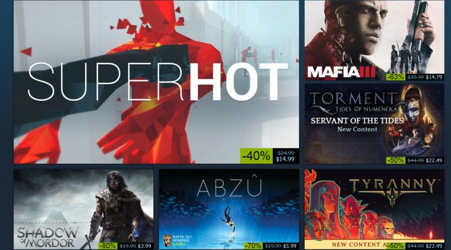 Steam Summer Sale 2017: Games Worth Getting (& Benchmark Titles)