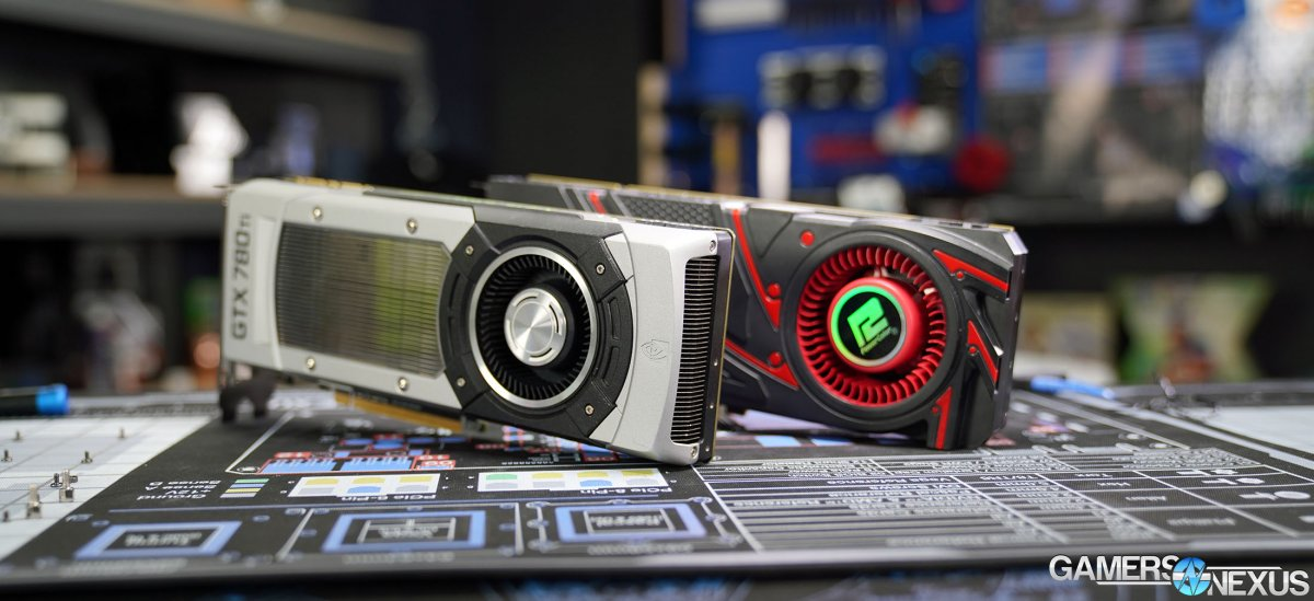 NVIDIA GTX 780 Ti in 2019: Benchmarks vs. RTX 2060, 2080, Vega, & More