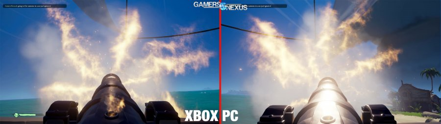 Sea of Thieves Xbox vs. PC Comparison - Graphics & Performance
