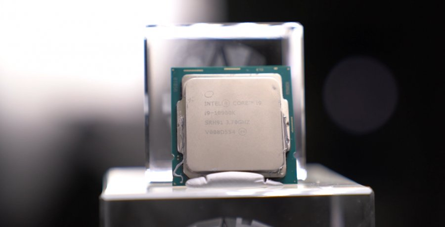 Intel Core i9-10900K CPU Review: Gaming, Overclocking, & Benchmarks vs. AMD Ryzen