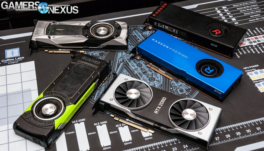 Best Workstation GPUs 2018: Premiere, AutoCAD, VRay, Blender, & More