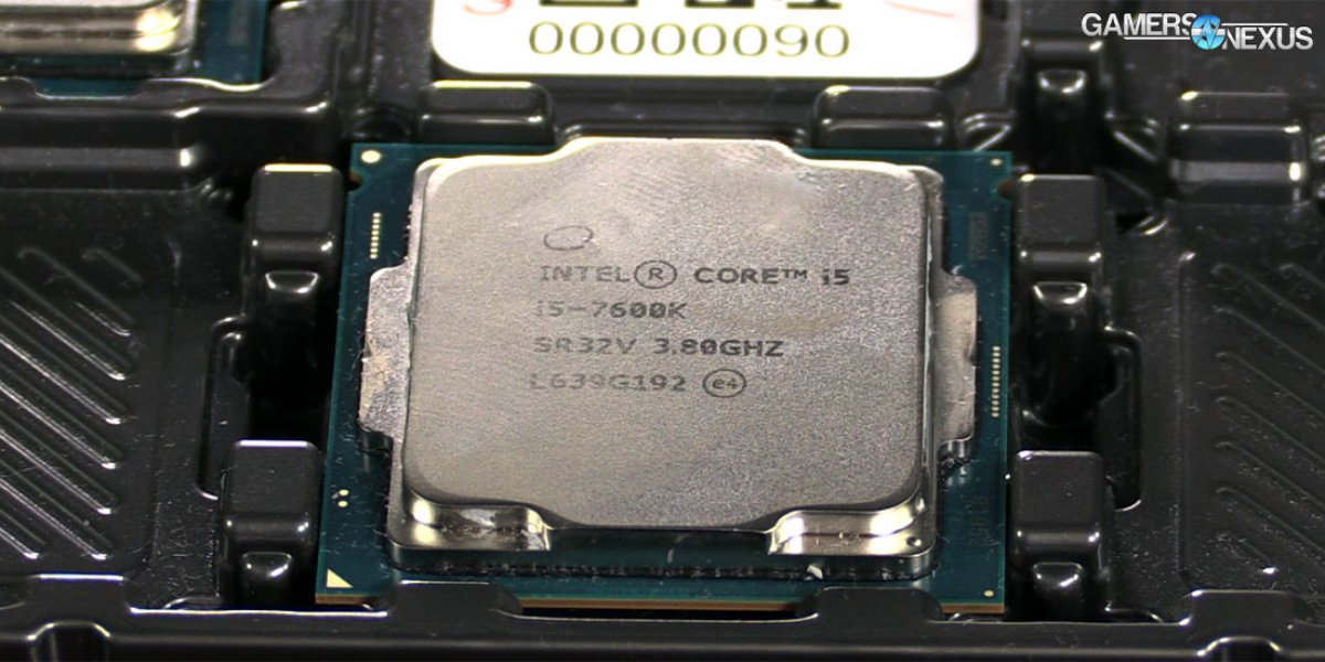 Intel i5-7600K Review Ft. 5 Generations of i5 & i7 CPUs