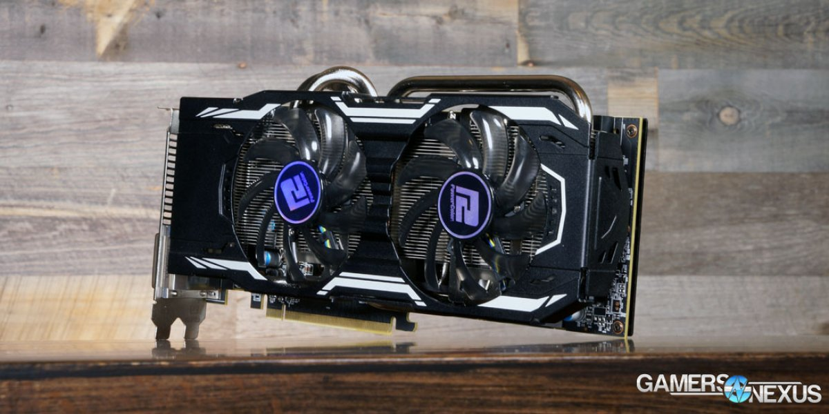 PowerColor PCS+ R9 380X Myst Edition Review & Benchmark