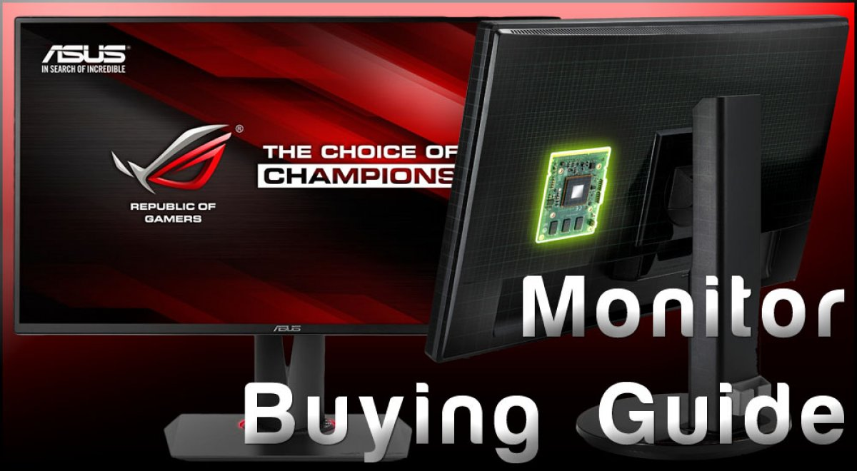 Best Monitors for Gaming 2015 - Black Friday Guide for 1080, 1440