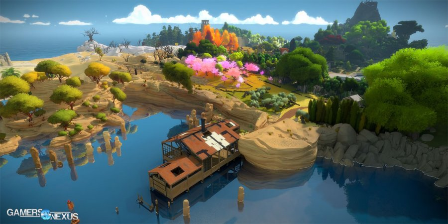 The Witness Review - Logic Puzzle Solving & Our Reliance on LEGOs