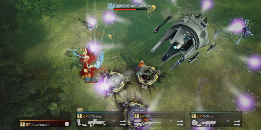 Helldivers Review - Perfectly Chaotic Arcade Gameplay