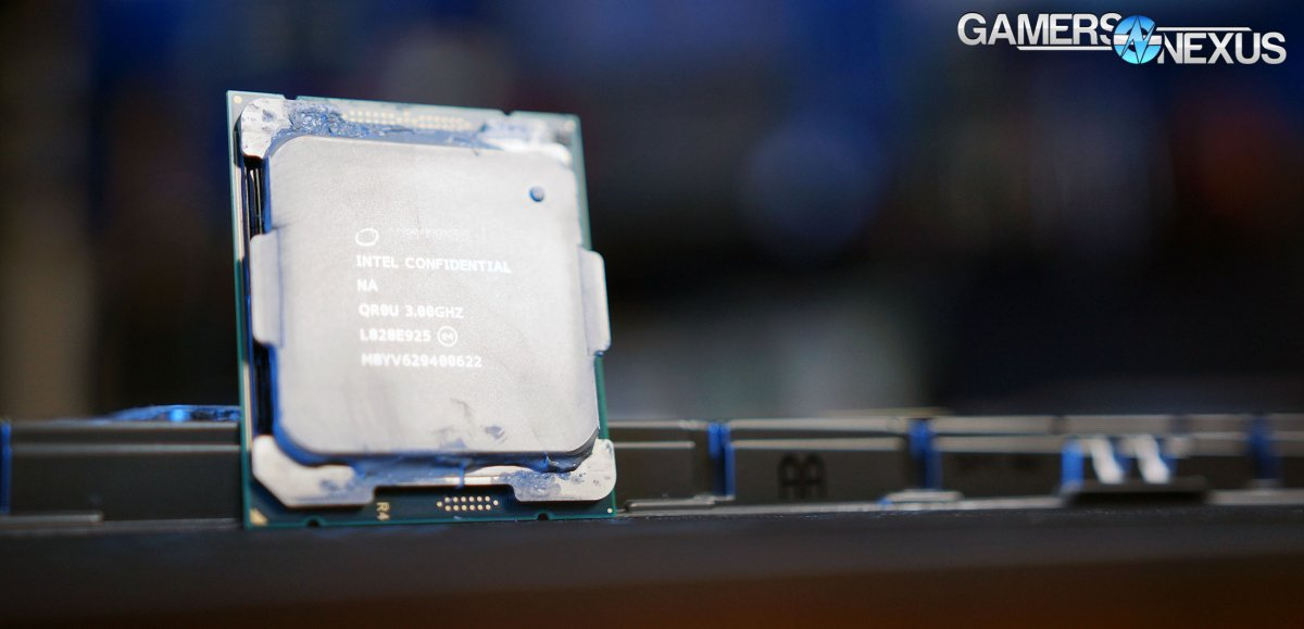 Intel i9-9980XE Review: Disappointing OC Headroom, But