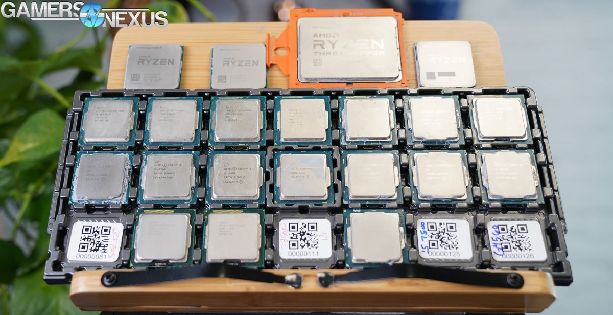 Hw News Apple Could Move On From Amd Huawei 7nm Cpu 3995wx Threadripper Cpu Atari Vcs Gamersnexus Gaming Pc Builds Hardware Benchmarks