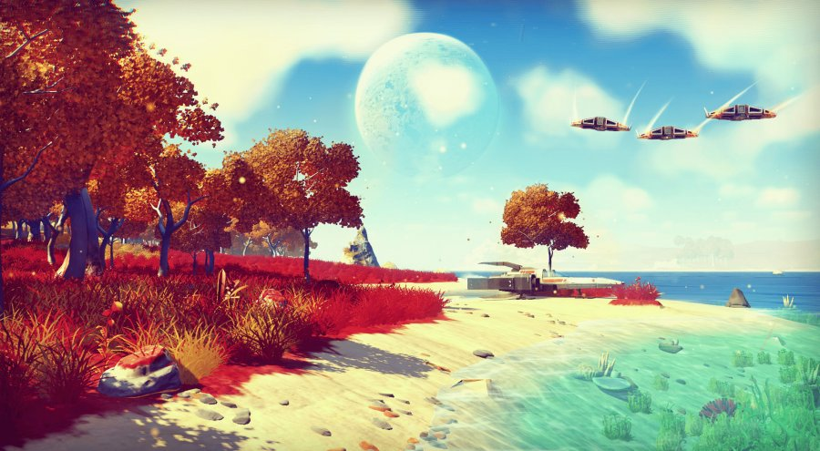 "No Man's Sky Devs: ""Don't Spoil It"" with Leaked Copies"