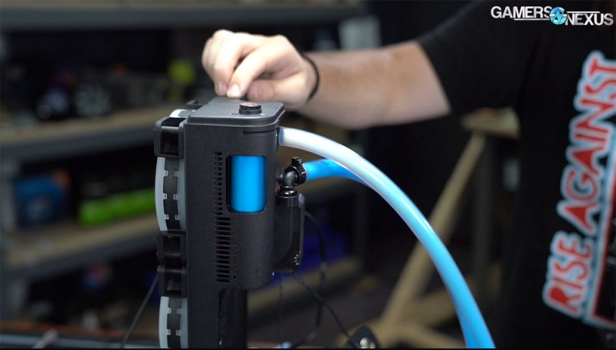 Swiftech H360X3 Review & Benchmark: Actually Different Liquid Cooling vs. Asetek