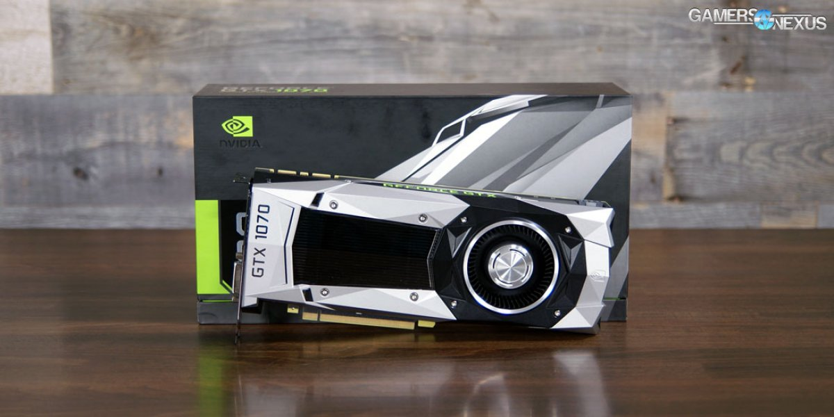 gtx 1070 ti founders edition vs