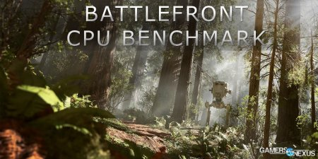Star Wars Battlefront CPU Benchmark – When Does the GPU Bottleneck?