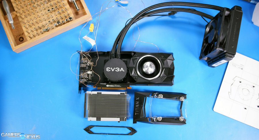 NVidia Titan Xp Hybrid Mod, Part 2: The Build