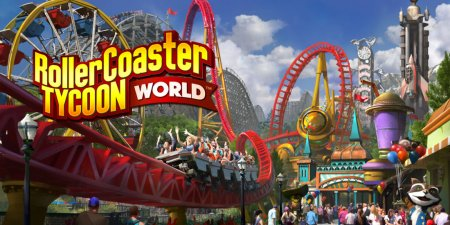 Roller Coaster Tycoon World Gameplay Impressions & Mod Support